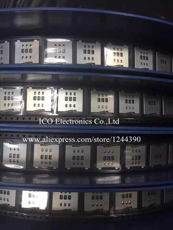 Für iPhone 5 5s 5C 6 6G 6Plus 7 7Plus 8 8Plus X XS 4 4S SIM Kartenleser Slot Halter Anschluss Buchse Tablett Ersatz Original