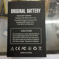 DOOGEE X5 MAX Battery 100 Original Large Capacity 4000mAh Back Up Battery Replacement For DOOGEE X5