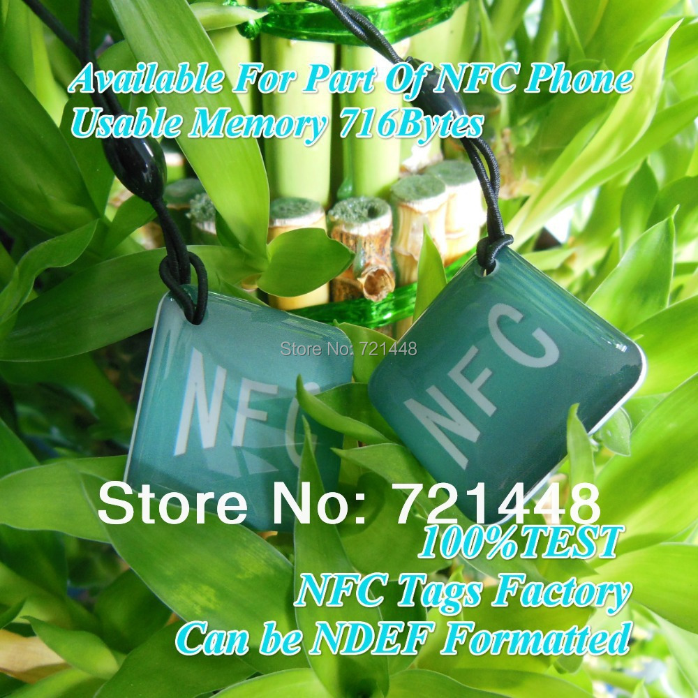 все цены на 10pcs/Lot  wholesale NFC tags for part of mobile phone. NFC tags  Compatible MF1 S50 онлайн