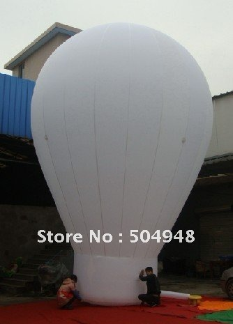Large inflatable ballon for advertising