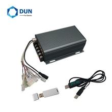 무료 배송 Sabvoton mccon QS SVMC7260 1500W 48V 72V 60A Bldc 스쿠터 모터 컨트롤러 (블루투스 포함)