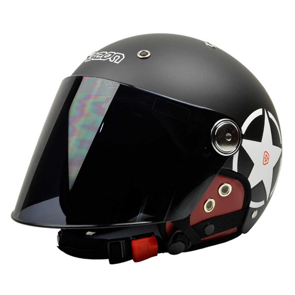 BEON мотоциклетный шлем защита ушей съемный для шлема BEON