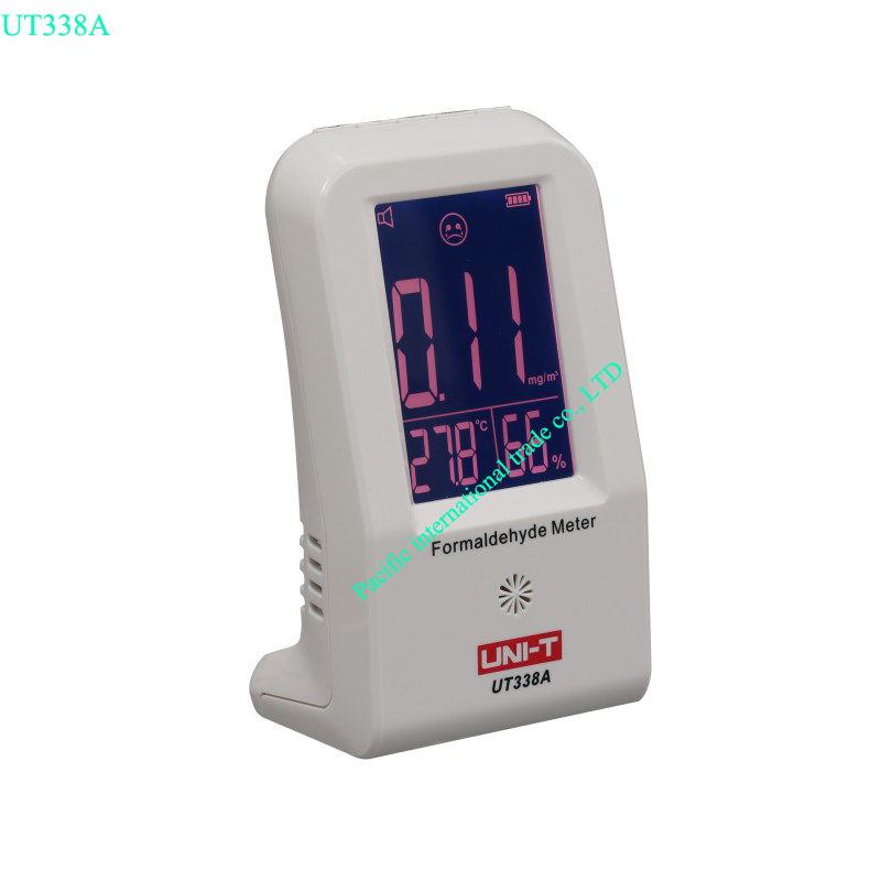 High Precision Indoor Formaldehyde  Meter Formaldehyde  Data Logger Detector Air Monitor Thermometer Hygrometer LCD UNI-T UT338A 9999ppm carbon dioxide co2 monitor detector air temperature humidity logger