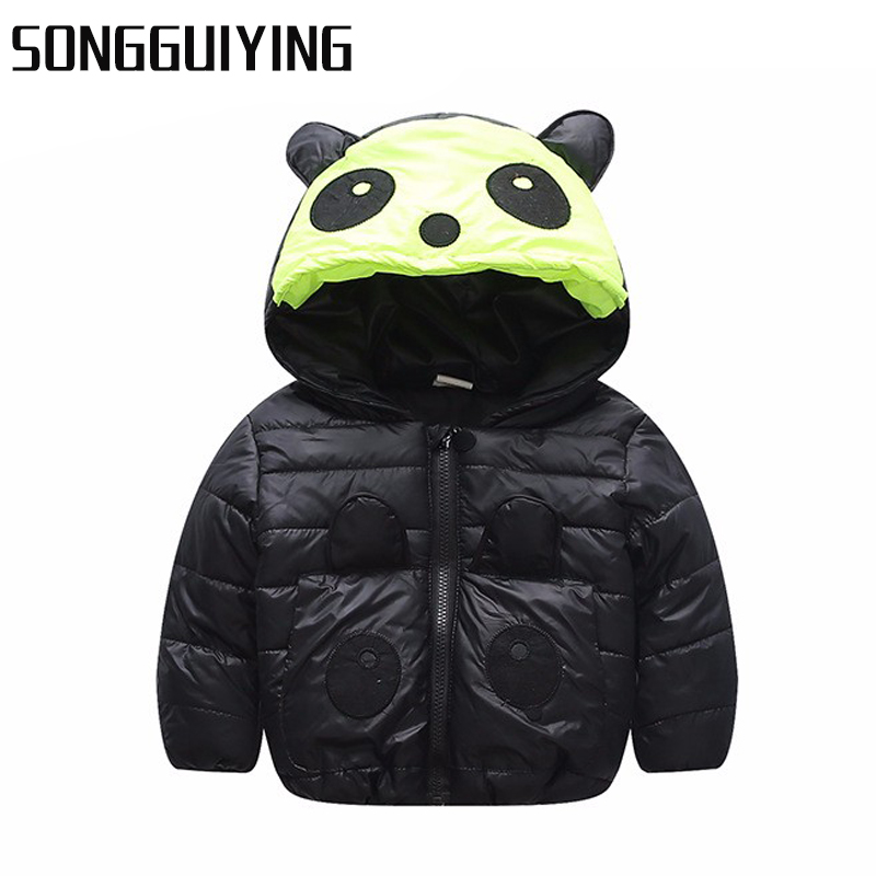 SONGGUIYING A03 Children Full Sleeve Warm Down Jacket for Boys Girls Clothes Kids Winter Jackets Boy Winter Zipper Coat Parkas