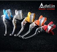 Adelin PX13 Brake Clutch Pump Lever Motorcycle Hydraulic Master Cylinder 7/8 12.7mm piston CNC for Honda Yamaha Moto
