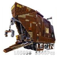L Models Building toy Compatible with Lego L05038 3346PCS Robot Blocks Toys Hobbies For Boys Girls Model Building Kits
