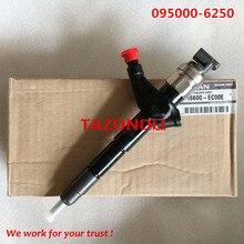 Original e nova common rail injector 095000-6250/095000-6253 para 16600-EB70 #, 16600-EC00 #
