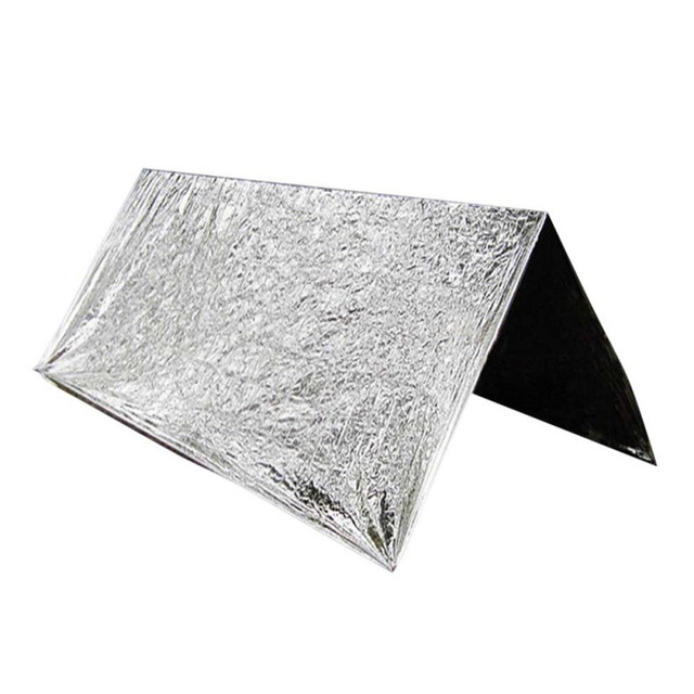 Emergency Shelter Outdoor Argent Ultraleve Shelter Emergency Camping SOS Tube Emergency First Aid Tent Shelter Gear Tents