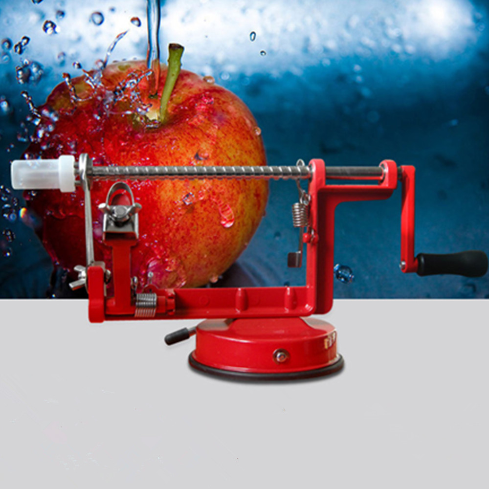 1 ədəd Apple dilimləmə maşını alüminium ərintisindən - Mətbəx, yemək otağı və barı - Fotoqrafiya 2