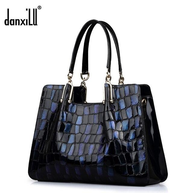 2017 New casual women leather handbag genuine shoulder bag lady crossbody bags tote fashion bolsa bag