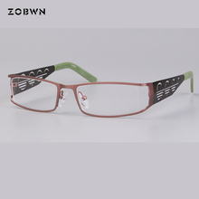 Hot Selling fashion Special Offer Glasses Frame half frame fake full rim Eyeglasses high quality women glasses prescription gafa
