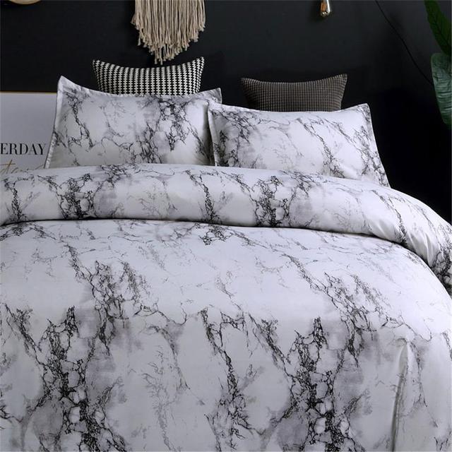 Stipple Modern Bedding Set