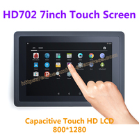 FriendlyARM 7 Inch Capacitive Touch HD LCD Resolution 800 1280 High Definition One Wire Technology Works