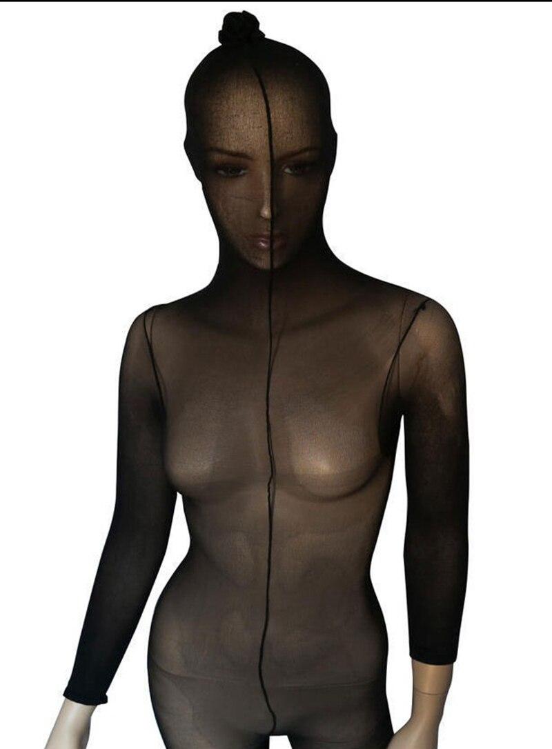 b8f82fde9e0 Full Body Men Women Pantyhose Tights Stocking Lingerie
