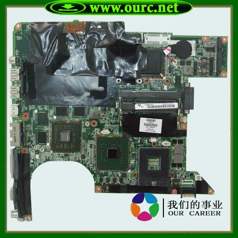 Top quality of  laptop motherboard DV9000 441620-001 for HP top quality for hp laptop mainboard envy4 envy6 708977 001 laptop motherboard 100% tested 60 days warranty