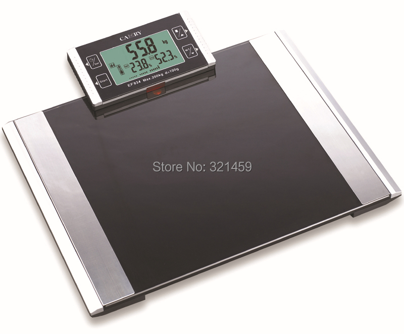 Electronic Floor Body Fat Weight Scale