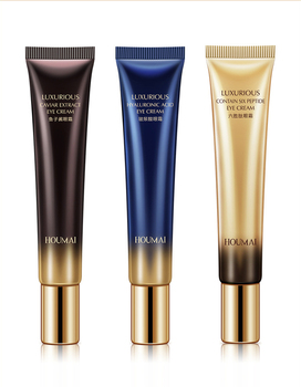 Eye cream Hyaluronic Acid, caviar, CONTAIN SIX PEPTIDE Anti-Wrinkle anti-aging Remover Dark Circles Eye care Against Puffiness a 1