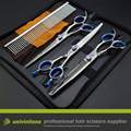 """7"""" shears dog grooming scissors dog cat hair clippers animal clippers professional dog hair cutting tools clippers pet scissors"""