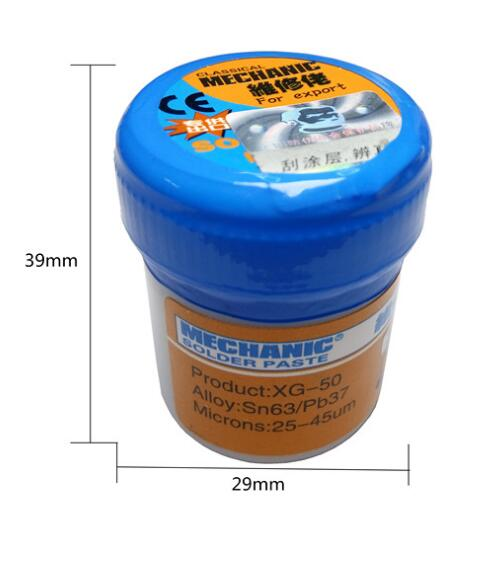 1PCS High Quality 100% Original MECHANIC  Xg50 XG-50 Solder Flux Solder Paste
