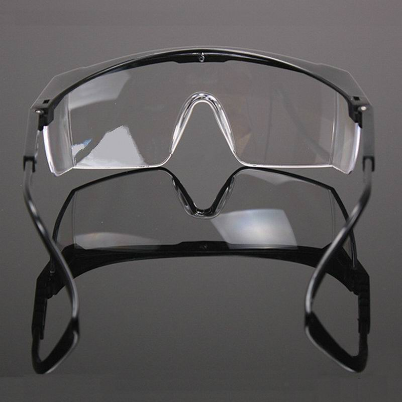 Protective goggles, dustproof, shock resistant, industrial safety worker, factory sport, windproof sand, PC goggles