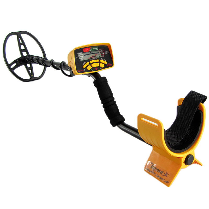 MD-6350 Underground Metal Detector Gold Digger Treasure Hunter MD6350 Professional Detecting Equipment Two Year Warranty