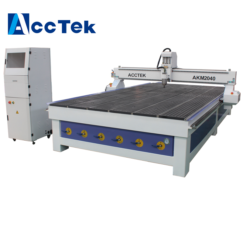 High Precision 2040 Cnc Router Cutting Machinery Milling Center Mach3 Usb Connect Affordable Cnc Router With Gearbox