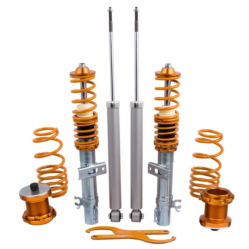 Pour Seat Mii (à partir de 2011) tous les moteurs pour VW jusqu'à 10 pour Skoda Citigo 2010 Coilovers Suspension amortisseur amortissement