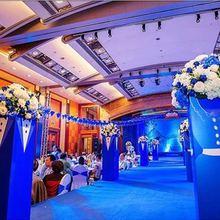 1Mx 12M blue White Wedding  Banquet Celebration of The Rug Film Festival Event Outdoor Reward Decoration Carpet Free Shipping