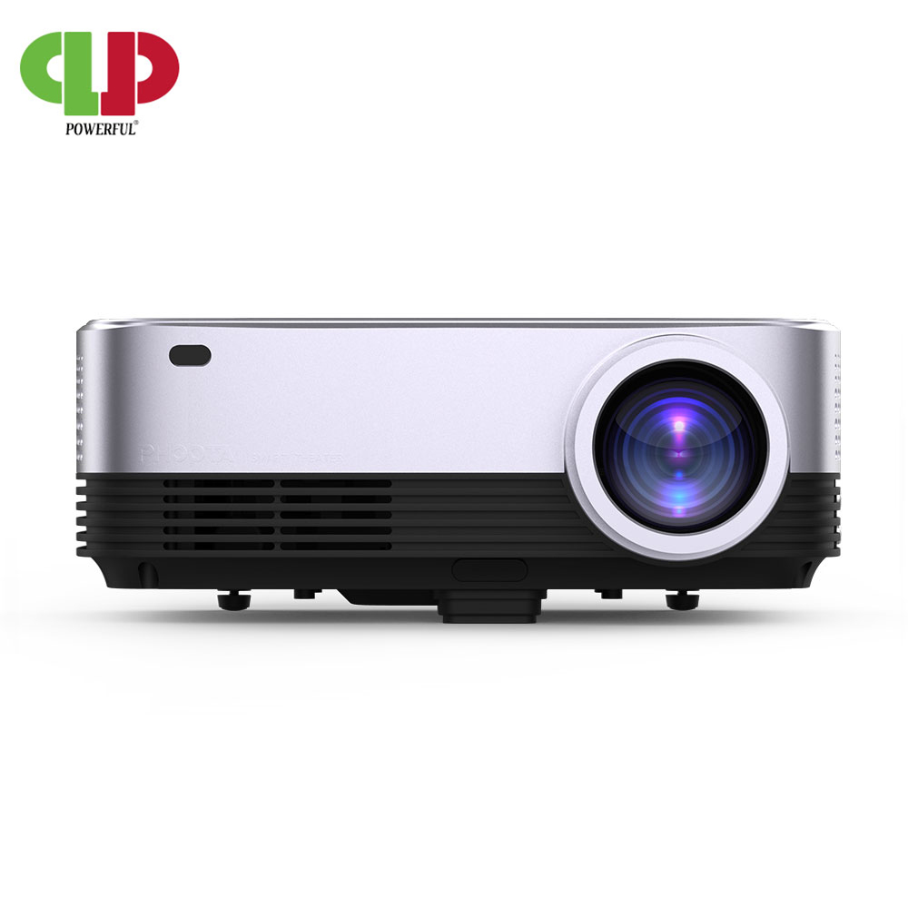 Powerful Full HD Projector SV 428 Multi language Led Projector 4k 1080p Android Business & home Cinema Theater Beamer Projector-in LCD Projectors from Consumer Electronics    1