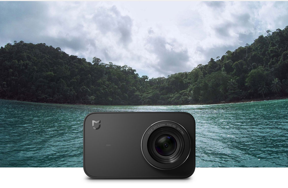 Original Xiaomi Mijia Mini Action Camera Digital Camera 4K 30fps Video Recording 145 Wide Angle 2.4 Inch Touch Screen Sport Smart App Control ok (2)