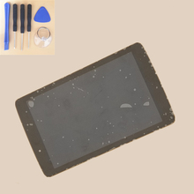 Tested 100% For LG G PAD 7.0 V400 V410 LCD Display Touch Screen Digitizer Sensor Glass Panel Assembly