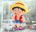 Cine y TV de Una Pieza Monkey D Luffy juguete de Peluche de felpa 40 cm 15 pulgadas muñeca gran regalo envío gratis w039