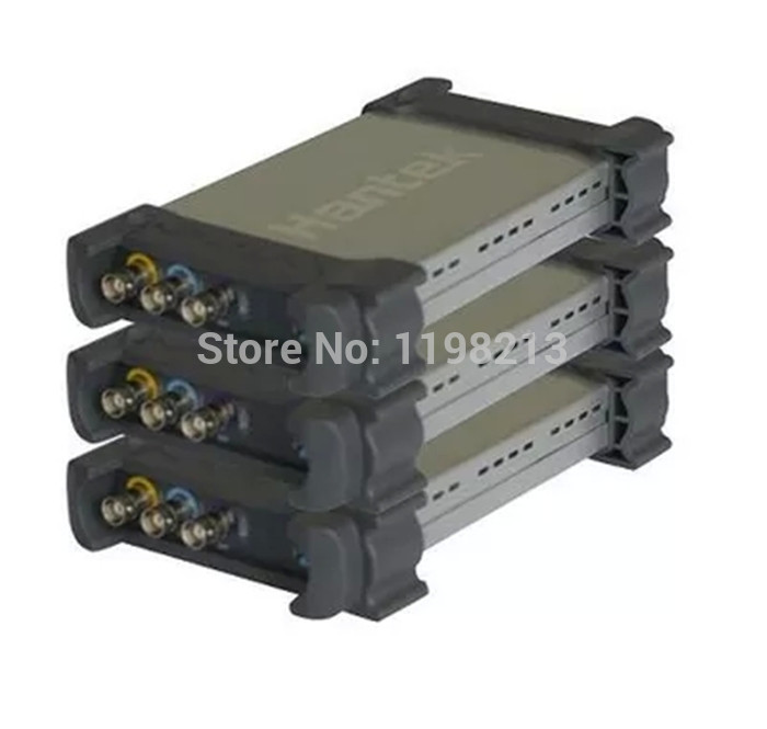Hantek 6052BE USBXI 2CH USB Digital Storage Oscilloscope 50MHz 150MSs 6052BE