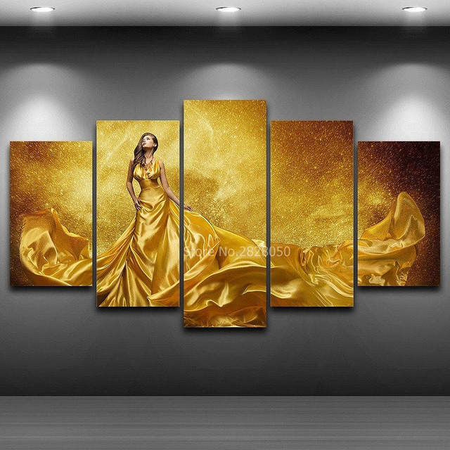 Wall Art Canvas Prints Wall Picture Painting Panels Home Decoration ...