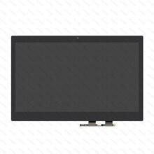 에이서 스핀 3 시리즈 n17w5에 대 한 1920x1080 노트북 led lcd 디스플레이 터치 스크린 디지타이저 유리 어셈블리