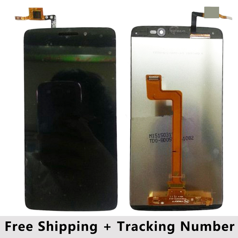 LCD Display + Touch Screen Digitizer Glass Panel For Alcatel One Touch Idol 3 5.5 OT-6045 6045K 6045Y