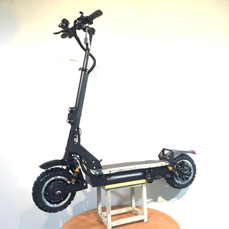 powerful electric bike ebike moped vespa 2000W with seat suspension oil brake 55km/h