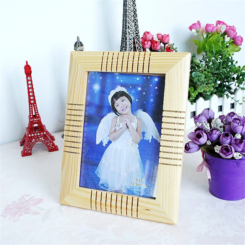 Wooden Wedding Photo Frame, Wooden Wedding Couple Pictures Frames ...