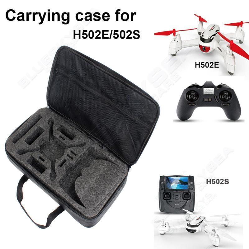 Free Shipping Carrying Bag Case Organizer For font b Hubsan b font X4 Desire H502S font