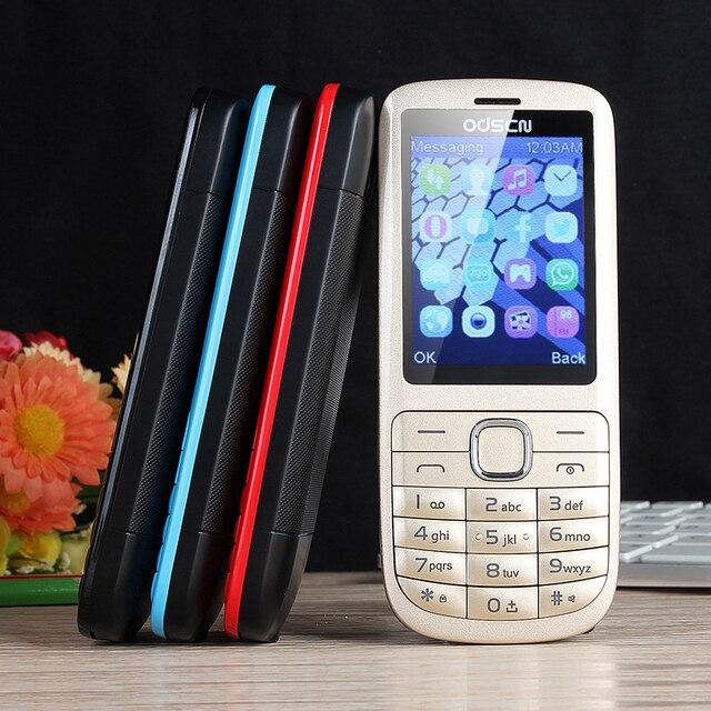 外国 C3 2.4 インチ WhatsAPP デュアルカードデュアルキー 4 バンド携帯電話