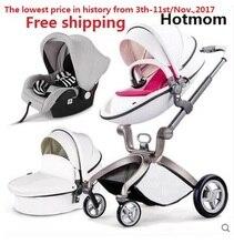 O Envio gratuito de Luxo Carrinho de Bebê Carrinho De Bebê Carrinho De Criança De Moda Europeu Terno infantil para a idade 3