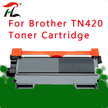 1pcs  For Brother TN420 TN450 TN 420 Compatible Toner Cartridge Black TN2210 TN2260 TN2215 for Printers MFC 7860DW DCP 7060D