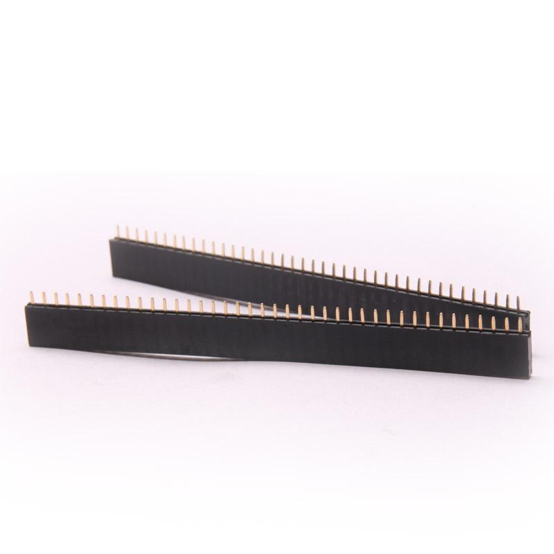 Glyduino 10 PCS 40 Pins Dedicated Row Of Mothers Row Seat Spacing 2.54MM For Arduino