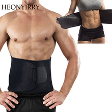 ce292444704 DEDOMON Premium Waist Trainer Trimmer Sweat Belt For Men Women Fitness  Shapewear Wrap