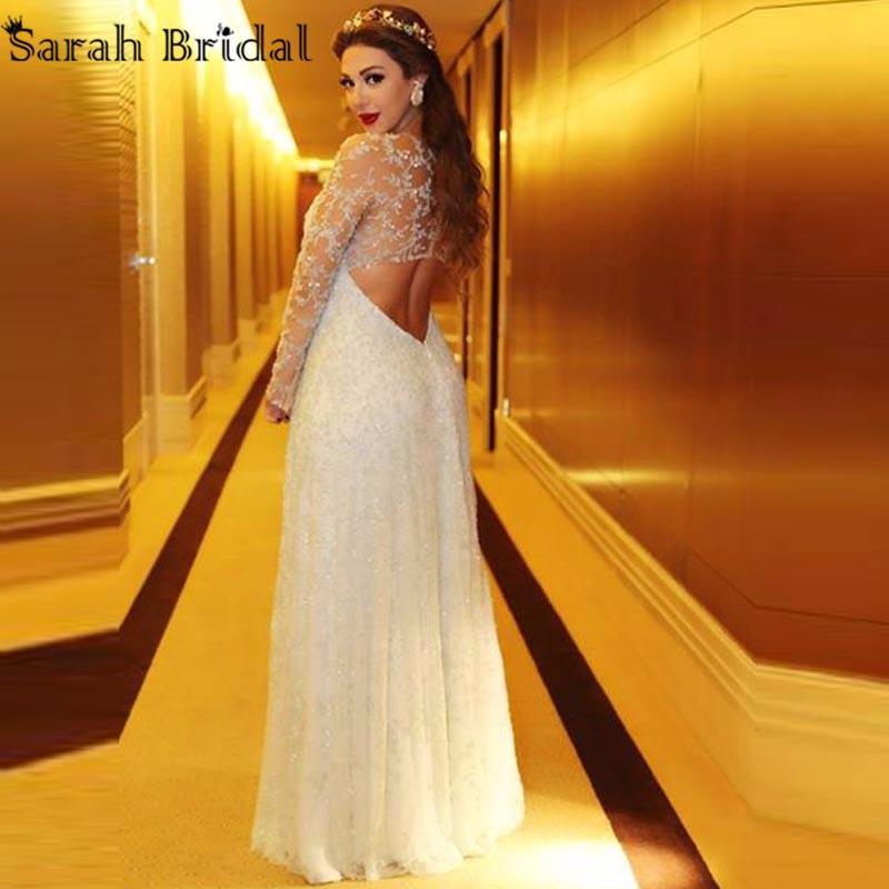 e27a09670cc9d5c Сексуальный длинные рукава Myriam тарифы знаменитости платье само ...