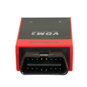 Image 3 - UCANDAS VDM2 Wifi Bluetooth full systems Auto OBD2 Diagnostic tool Scanner Newest V3.9 Wifi On Android VDM II VDM 2 code rader