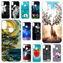 TAOYUNXI Phone Cases For Doogee X70 Case Silicone Cover DOOGEE Soft TPU Fundas Bumper