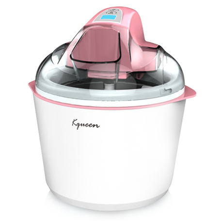 Automatic Ice Cream Machine Family Child DIY Milkshake Ice Cream Maker Free Shipping bl 1000 automatic diy ice cream machine home children diy ice cream maker automatic fruit cone soft ice cream machine 220v 21w