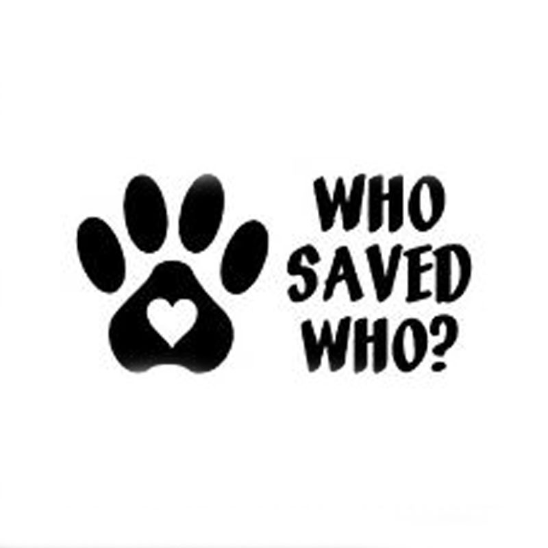 Size #1138 Details about  /Dog Paw Print Heart Love Decal Sticker Choose Color