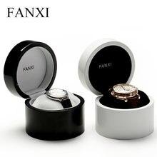 Fanxi роскошный браслет из лакированного дерева белого цвета